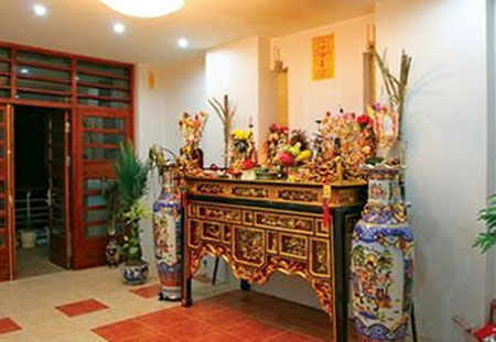 Feng Shui for the worshipping place